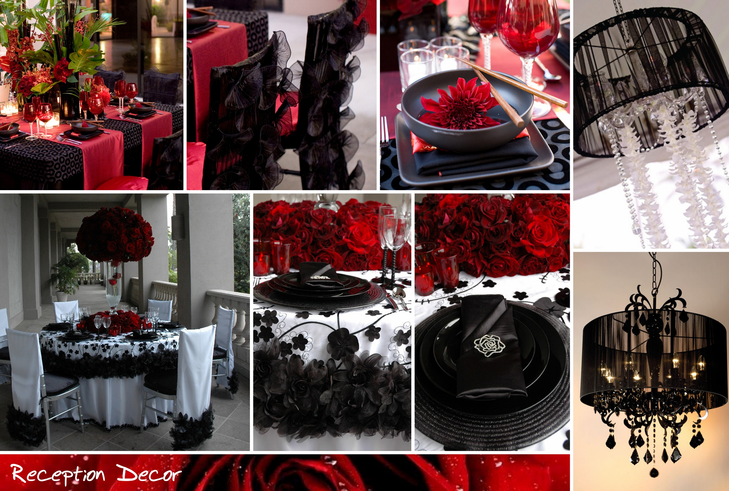 Mood Board/Inspiration: Mickey and Minnie | stephanieteagueeventsblog