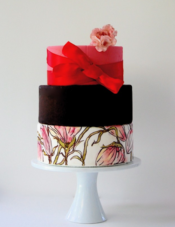 Maggie Austin Makes Some AMAZING Cakes I Especially Love This Purple