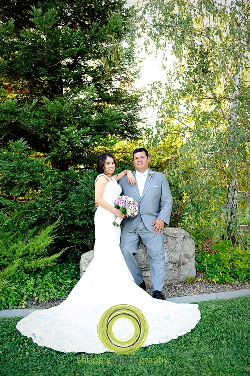 Elk Grove Wedding Bride Groom