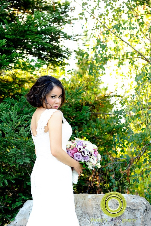 Elk Grove Wedding Bride