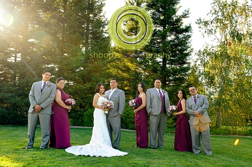 Elk Grove Wedding Party